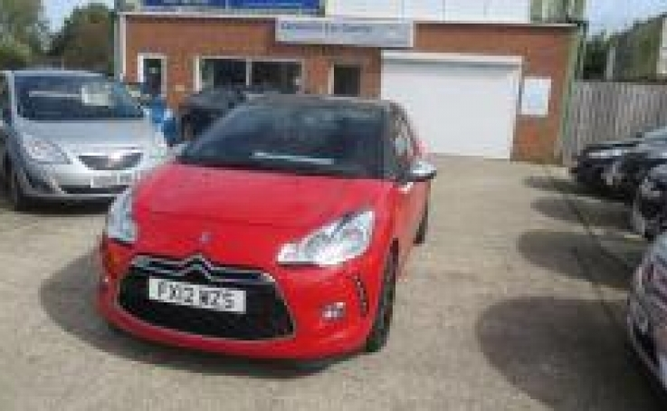 Citroen DS3 1.6 THP 155 DSport Plus